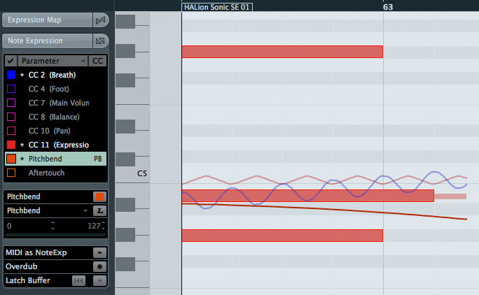 Cubase 6 Amidst Familiar Leapfrog Features, A New Approach to Note-by
